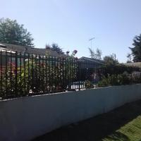 Wrought Iron Fencing San Francisco
