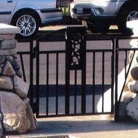 Iron Driveway Gates San Francisco