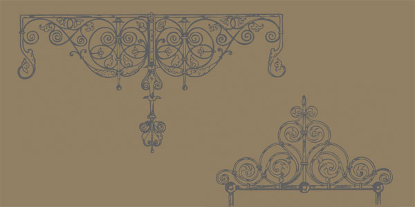 Wrought Iron Designs